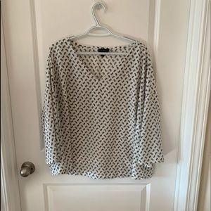 Lane Bryant tunic size 18